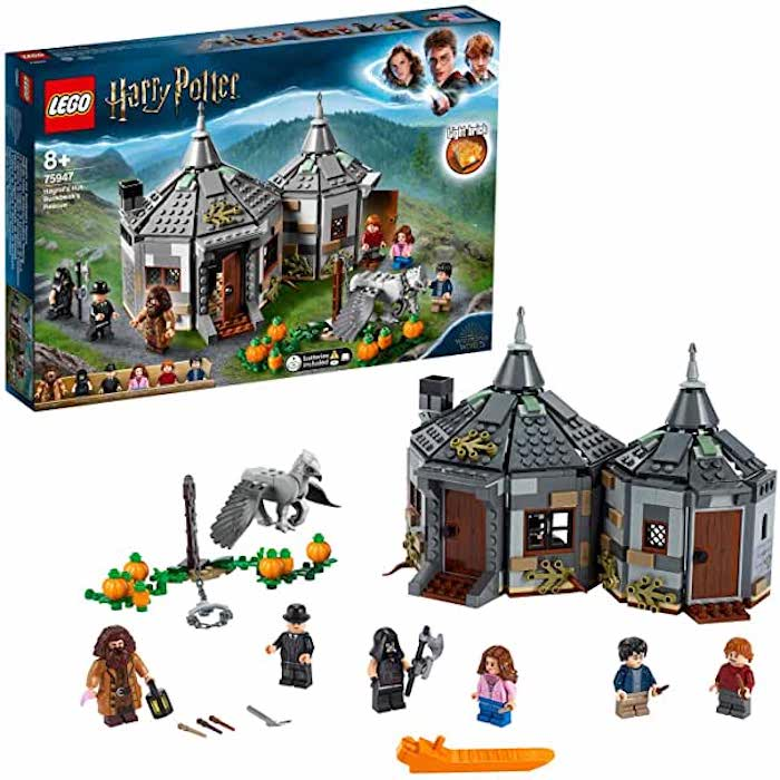 lego casa hagrid harry potter