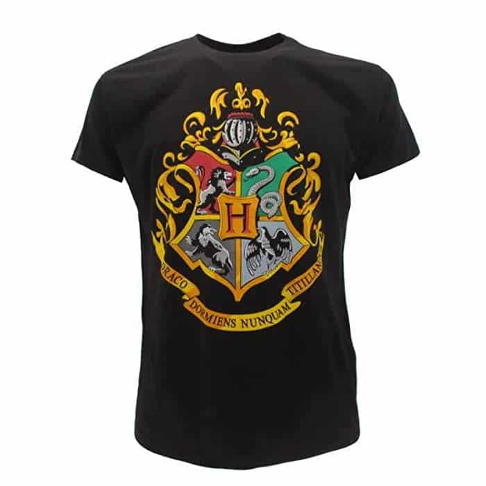 maglietta hogwarts harry potter