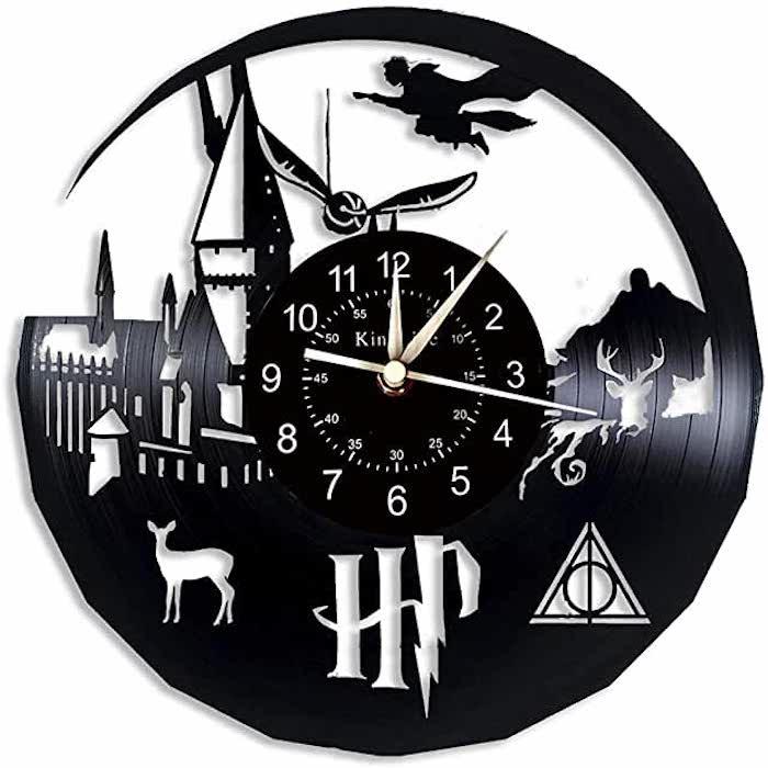 orologio da parete harry potter