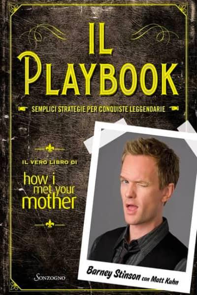 Playbook Barney Stinson