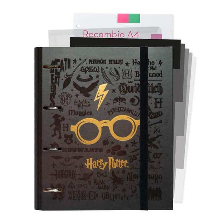 quaderni harry potter