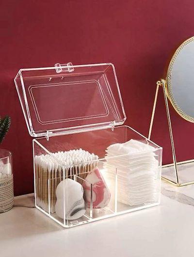 scatole portaoggetti bagno piccolo