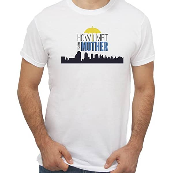 T-Shirt How i met your mother logo