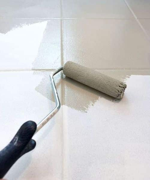 verniciare piastrelle bagno