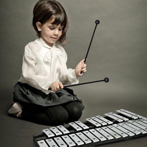 xilofono bambini metallo