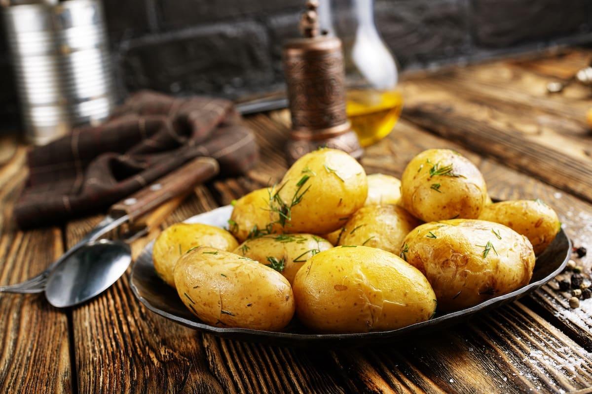 caratteristiche patate