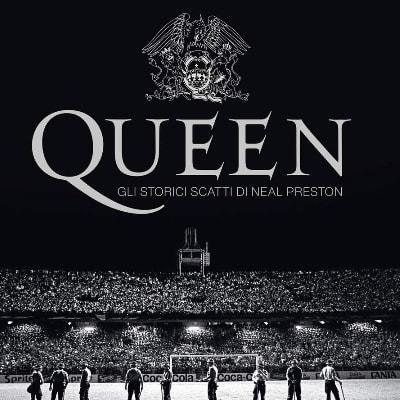 Queen gli storici scatti di Neal Preston