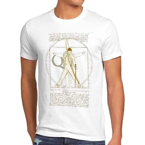 T-Shirt Freddie Mercury Queen