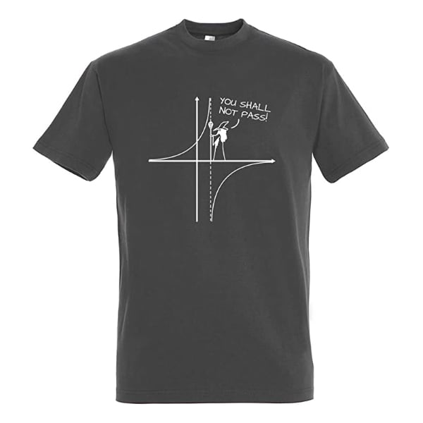 You Shall not Pass t-shirt Il Signore Degli Anelli