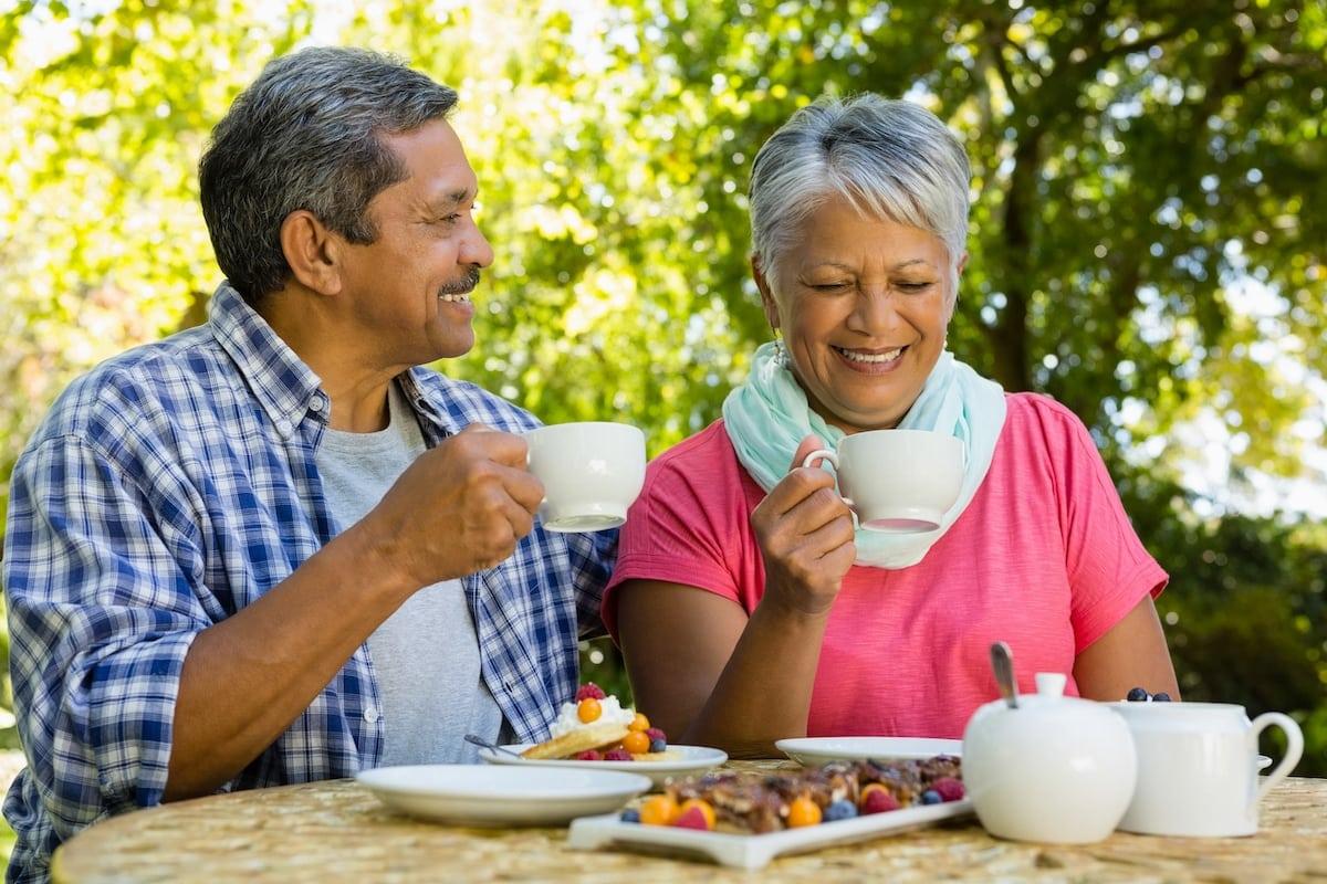 azione antiossidante tè verde
