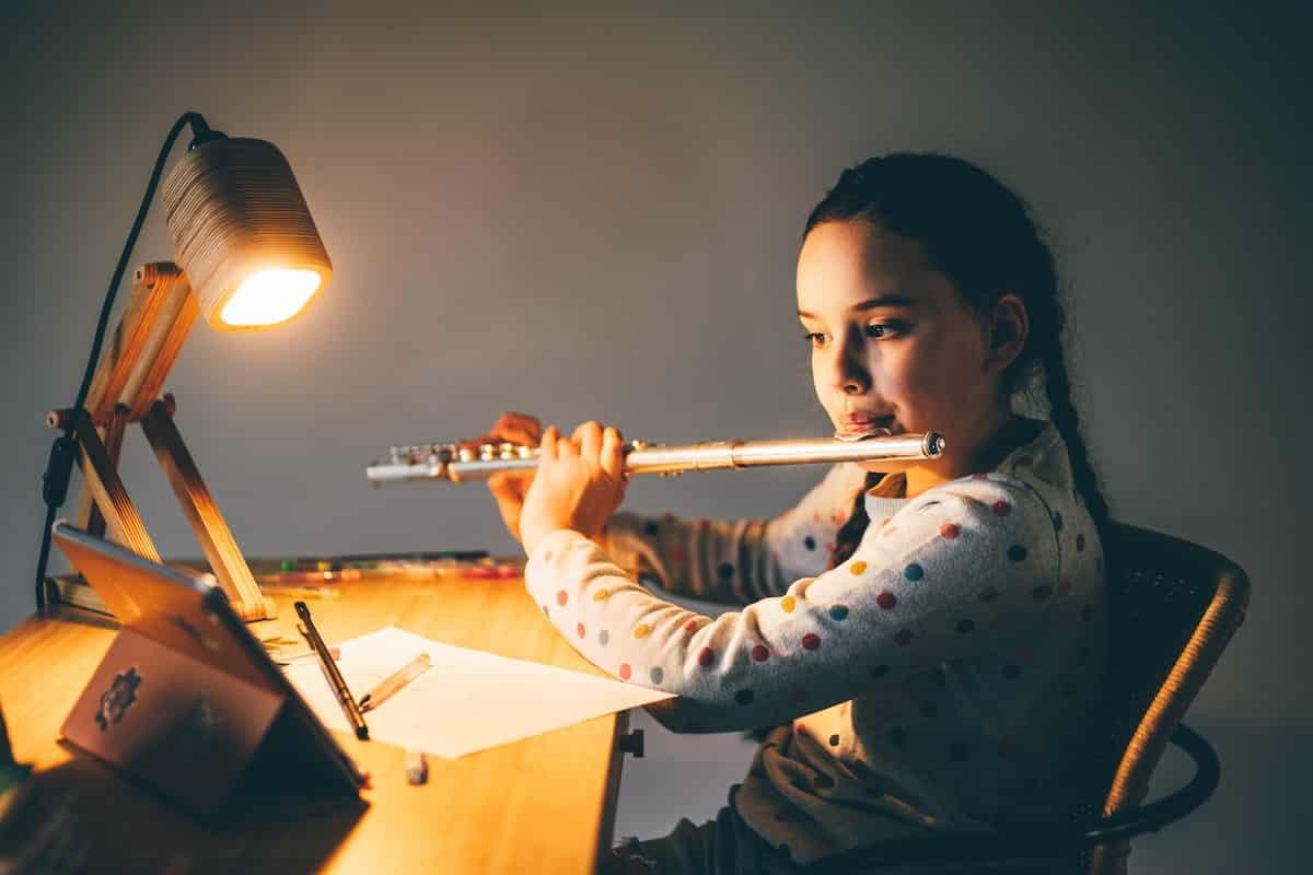 benefici flauto per bambini