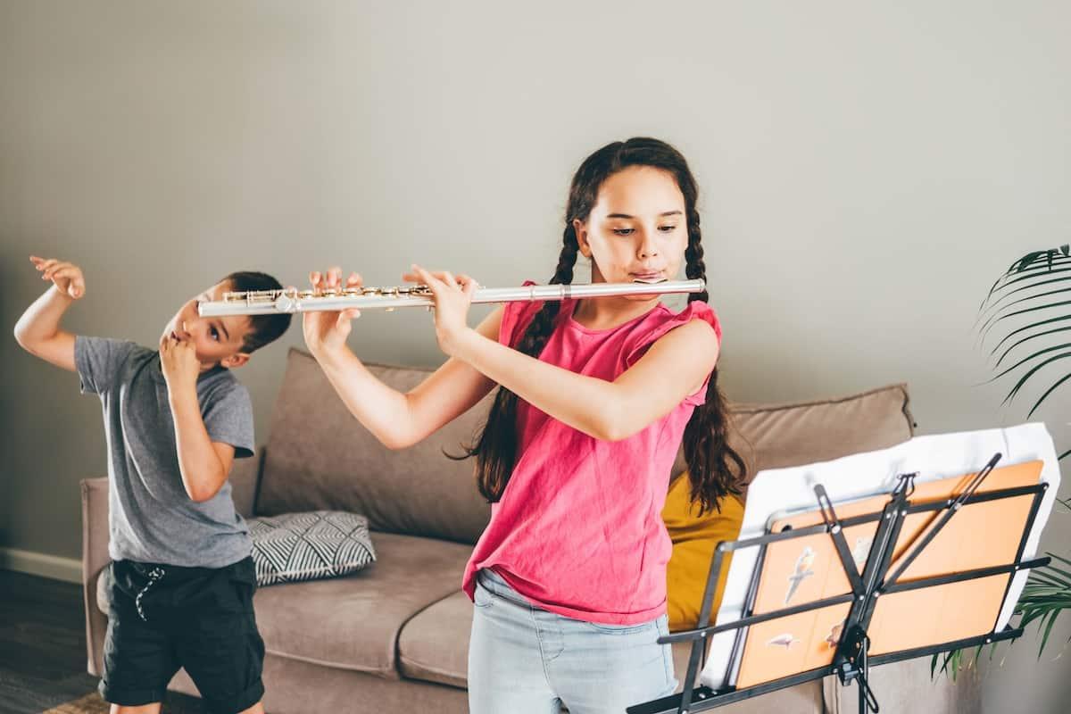 caratteristiche flauto per bambini