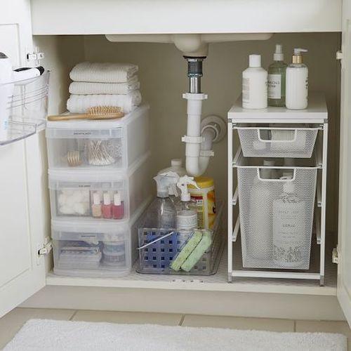 contenitori sottolavello cucina