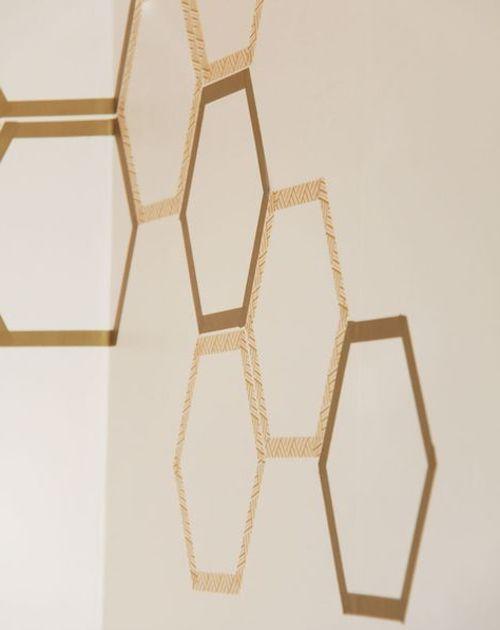 forme geometriche washi tape