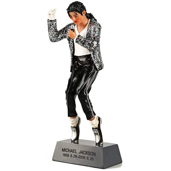 gadget Michael Jackson statua
