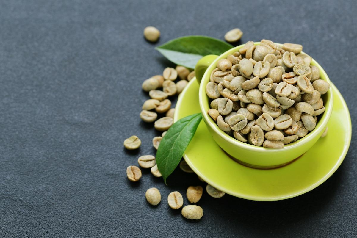 tisana dimagrante caffè verde