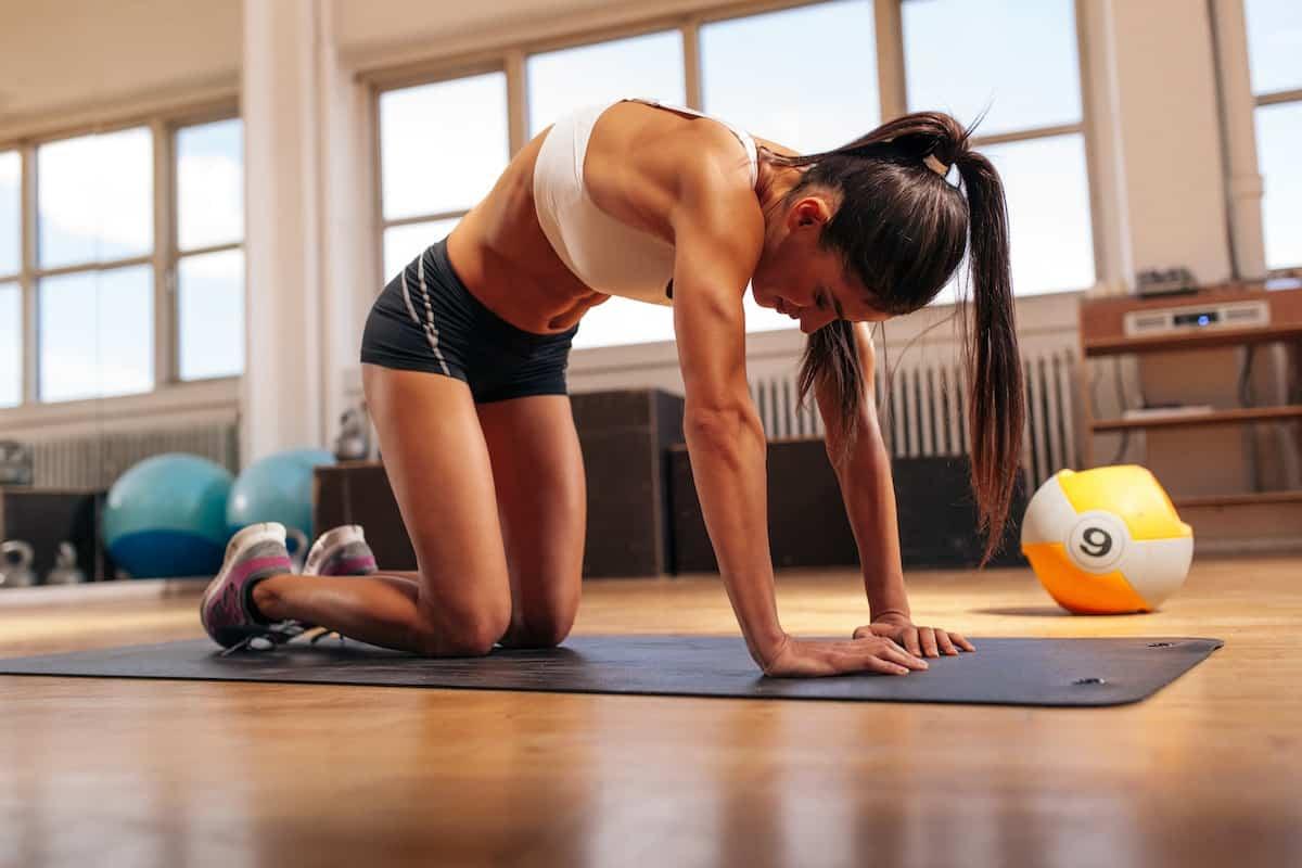 utilizzi tappetino fitness