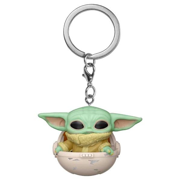 Portachiavi Baby Yoda Star Wars