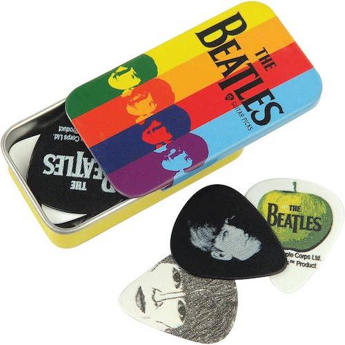 plettri chitarra beatles