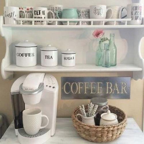 nicchia caffè