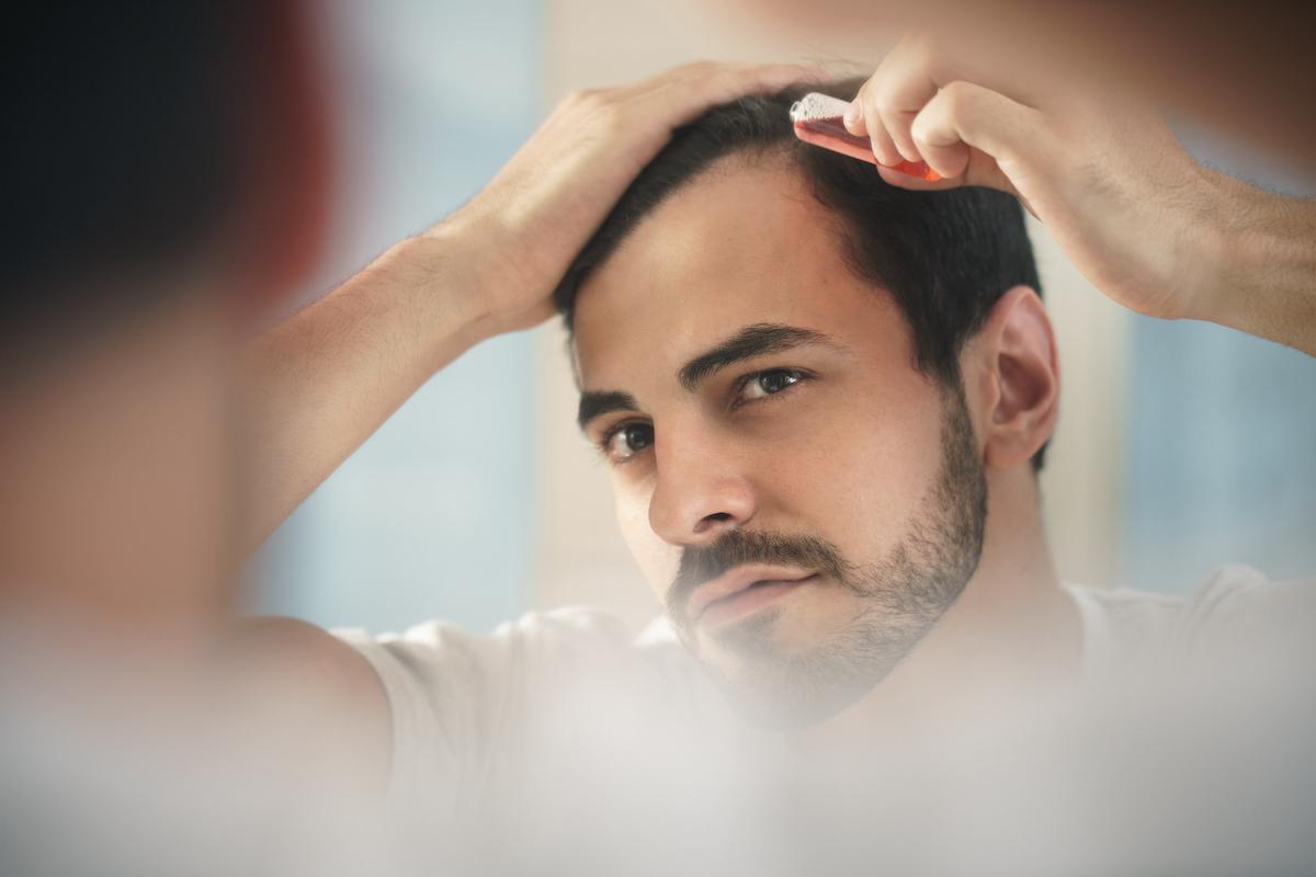 Olio di rosmarino per crescita capelli