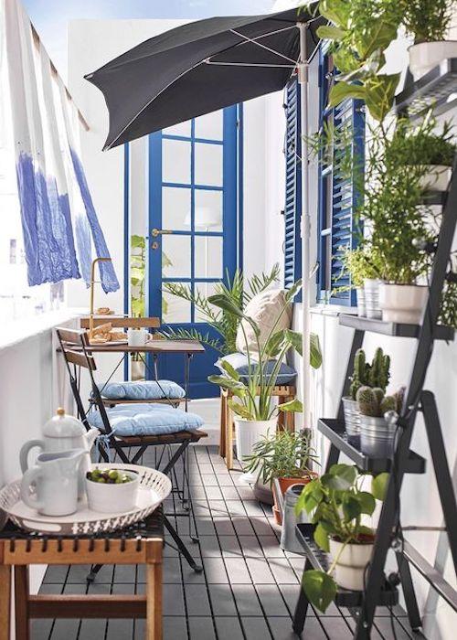 ombrelloni terrazzo piccolo