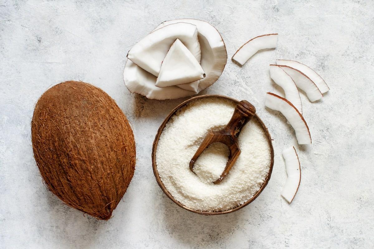 proprietà farina di cocco