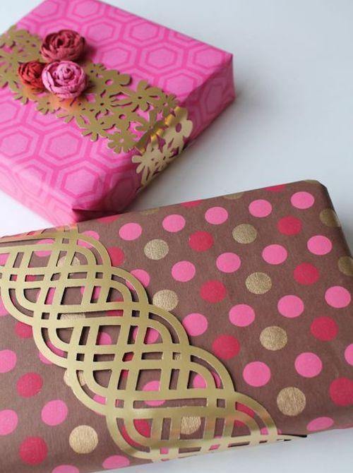 scatole per pacchi regalo
