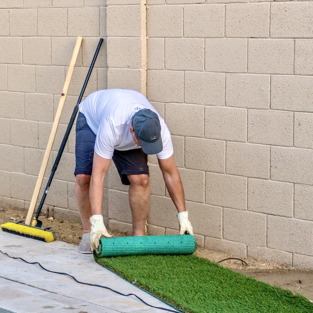vantaggi erba sintetica